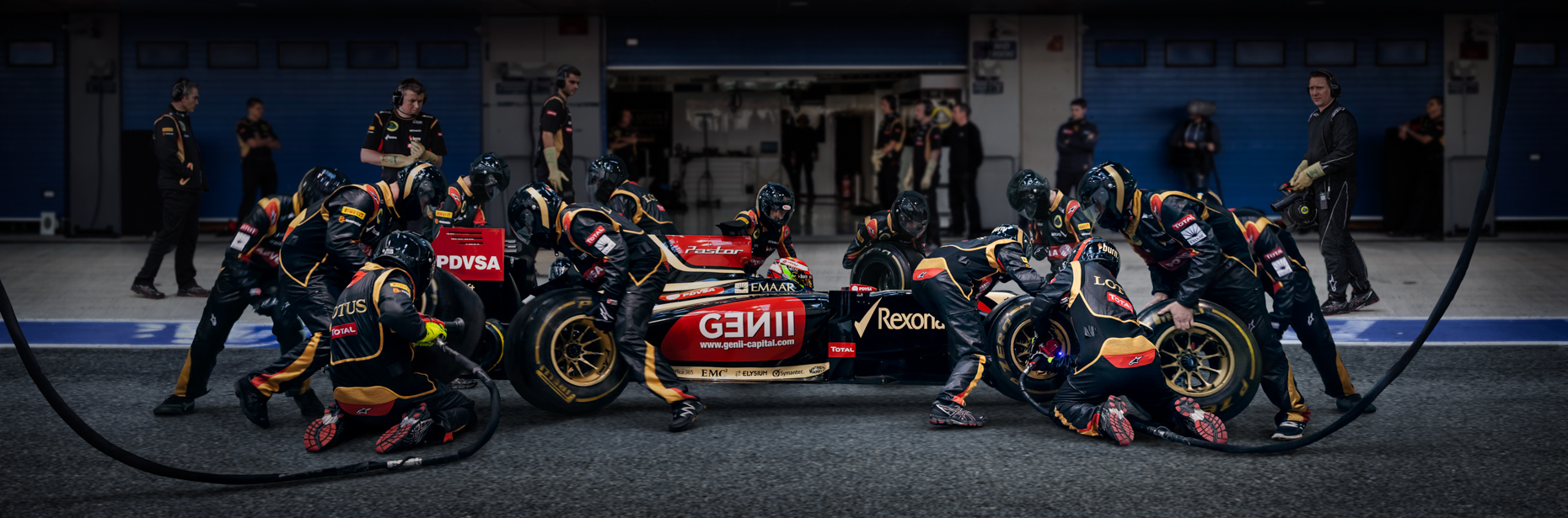 Microsoft for Lotus Formula One